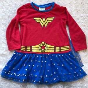 Other - Girls Wonder Woman Dress, 3T